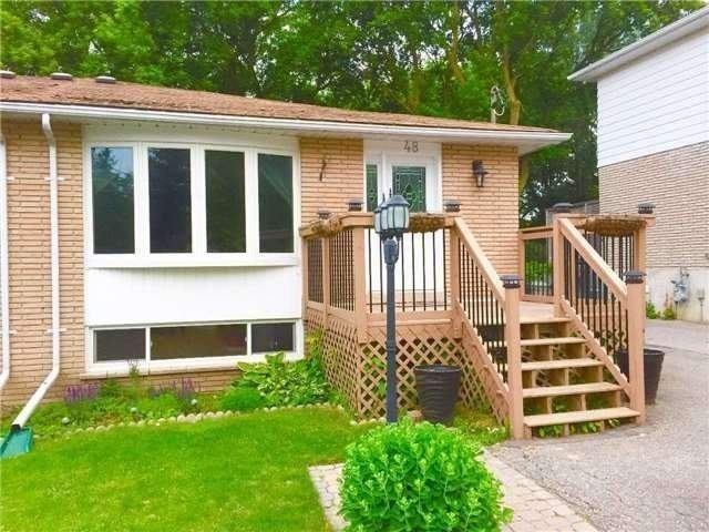 Semi-Detached For Lease In Newmarket , 2 Bedrooms Bedrooms, ,1 BathroomBathrooms,Semi-Detached,For Lease,Bsmt,Hillview