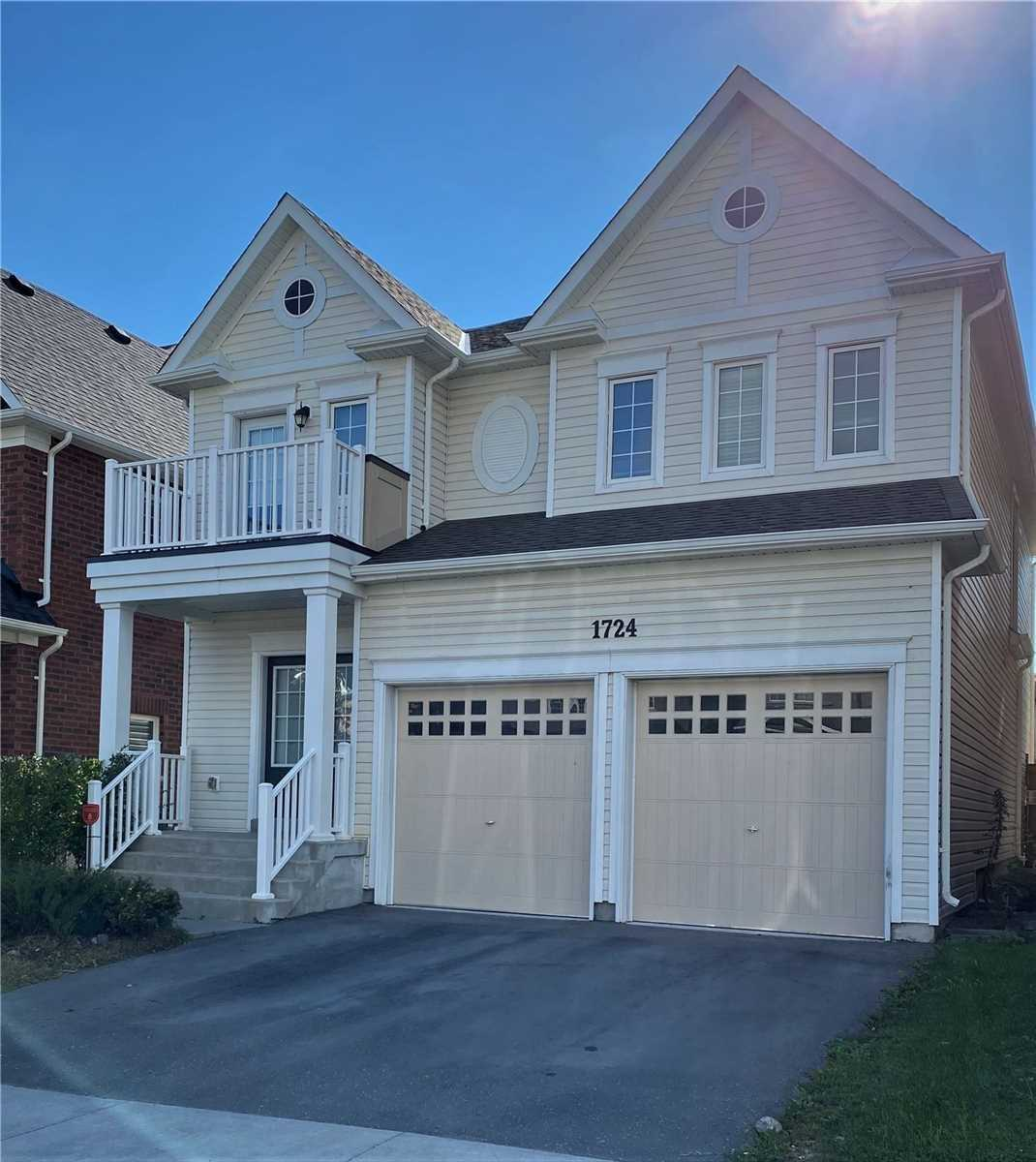 Detached house For Lease In Oshawa - 1724 Douglas Langtree Dr, Oshawa, Ontario, Canada L1K0X3 , 4 Bedrooms Bedrooms, ,4 BathroomsBathrooms,Detached,For Lease,Douglas Langtree