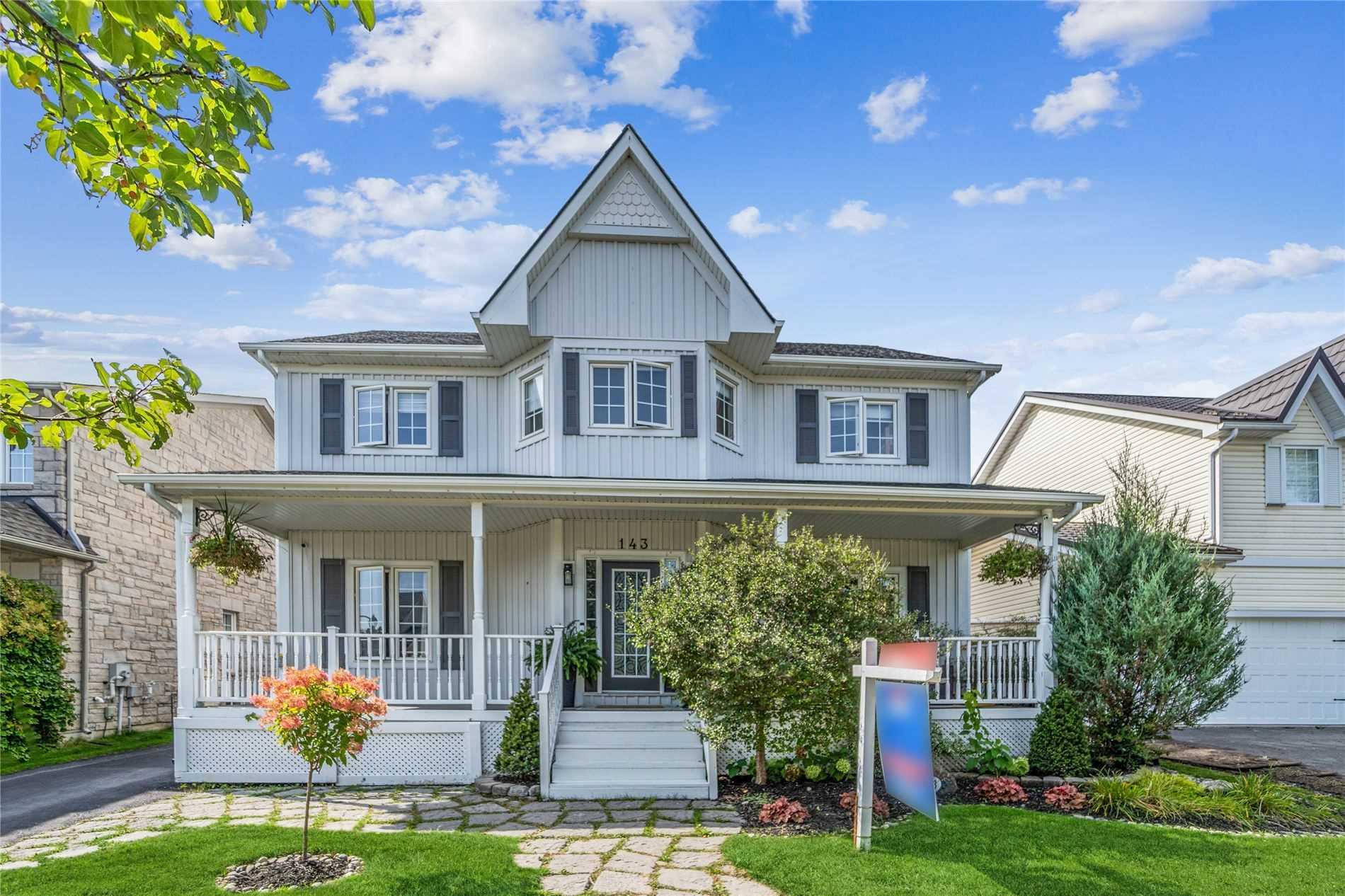 Detached house For Sale In Guelph/Eramosa - 143 Jolliffe Ave, Guelph/Eramosa, Ontario, Canada N0B 2K0 , 4 Bedrooms Bedrooms, ,4 BathroomsBathrooms,Detached,For Sale,Jolliffe