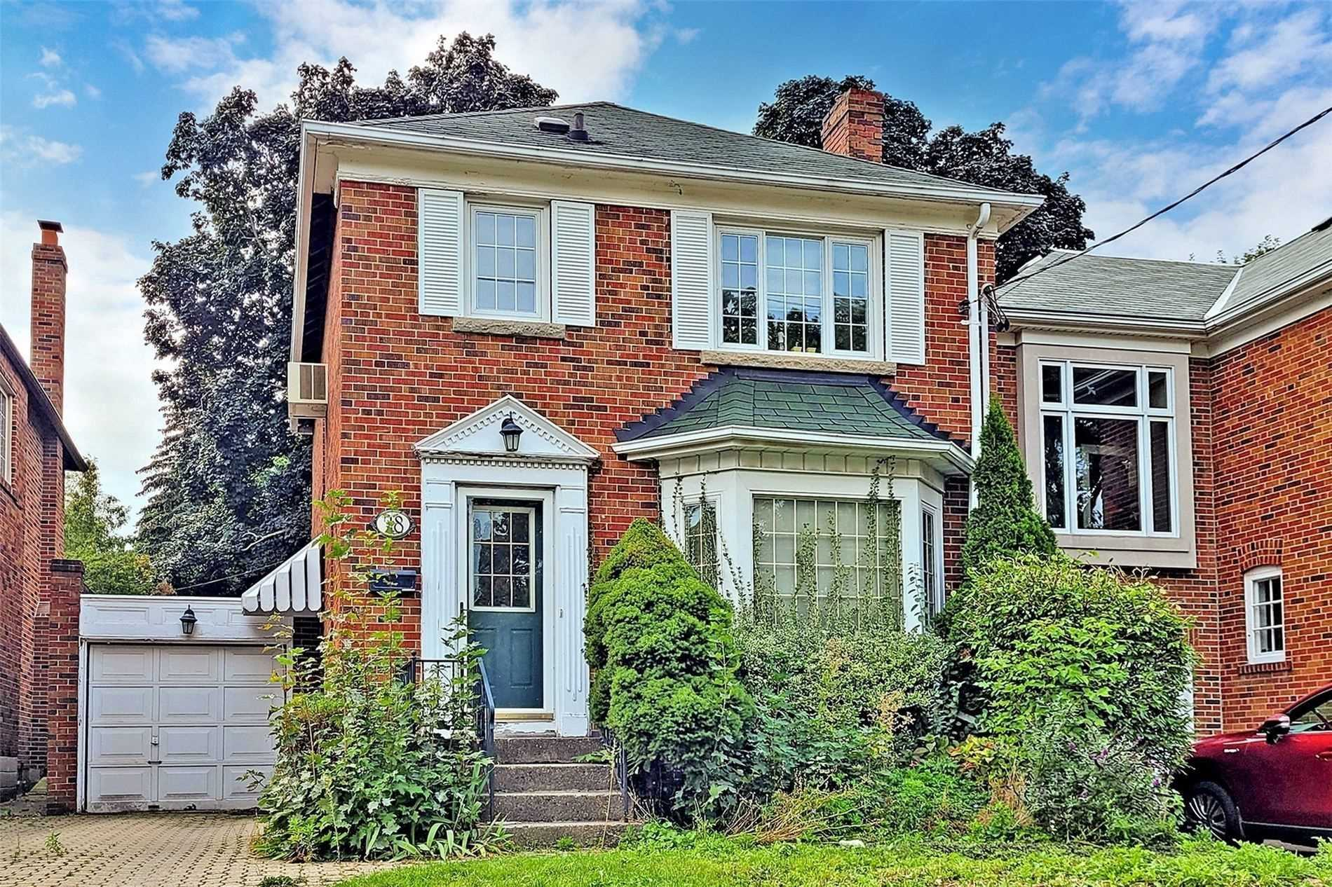 28 Tanager Ave, Toronto, Ontario M4G3R1, 3 Bedrooms Bedrooms, 8 Rooms Rooms,2 BathroomsBathrooms,Detached,For Sale,Tanager,C5390546
