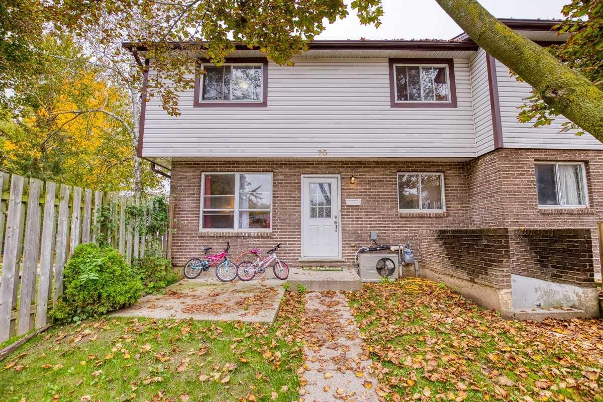 445 Pioneer Dr, Kitchener, Ontario N2P1Lb, 3 Bedrooms Bedrooms, ,2 BathroomsBathrooms,Condo Townhouse,For Sale,Pioneer,X5391744