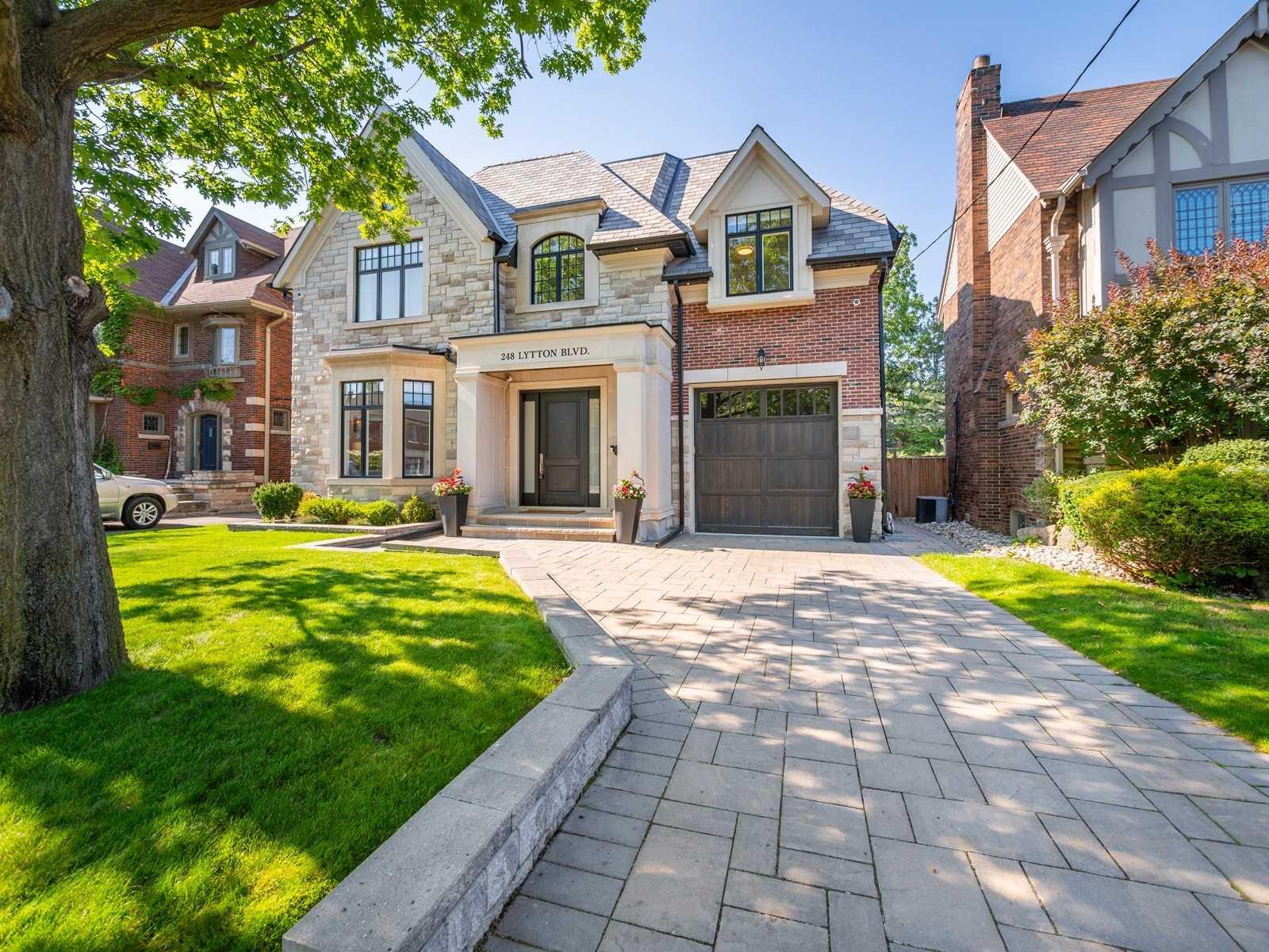 248 Lytton Blvd, Toronto, Ontario M5N1R6, 5 Bedrooms Bedrooms, 10 Rooms Rooms,5 BathroomsBathrooms,Detached,For Sale,Lytton,C5394454