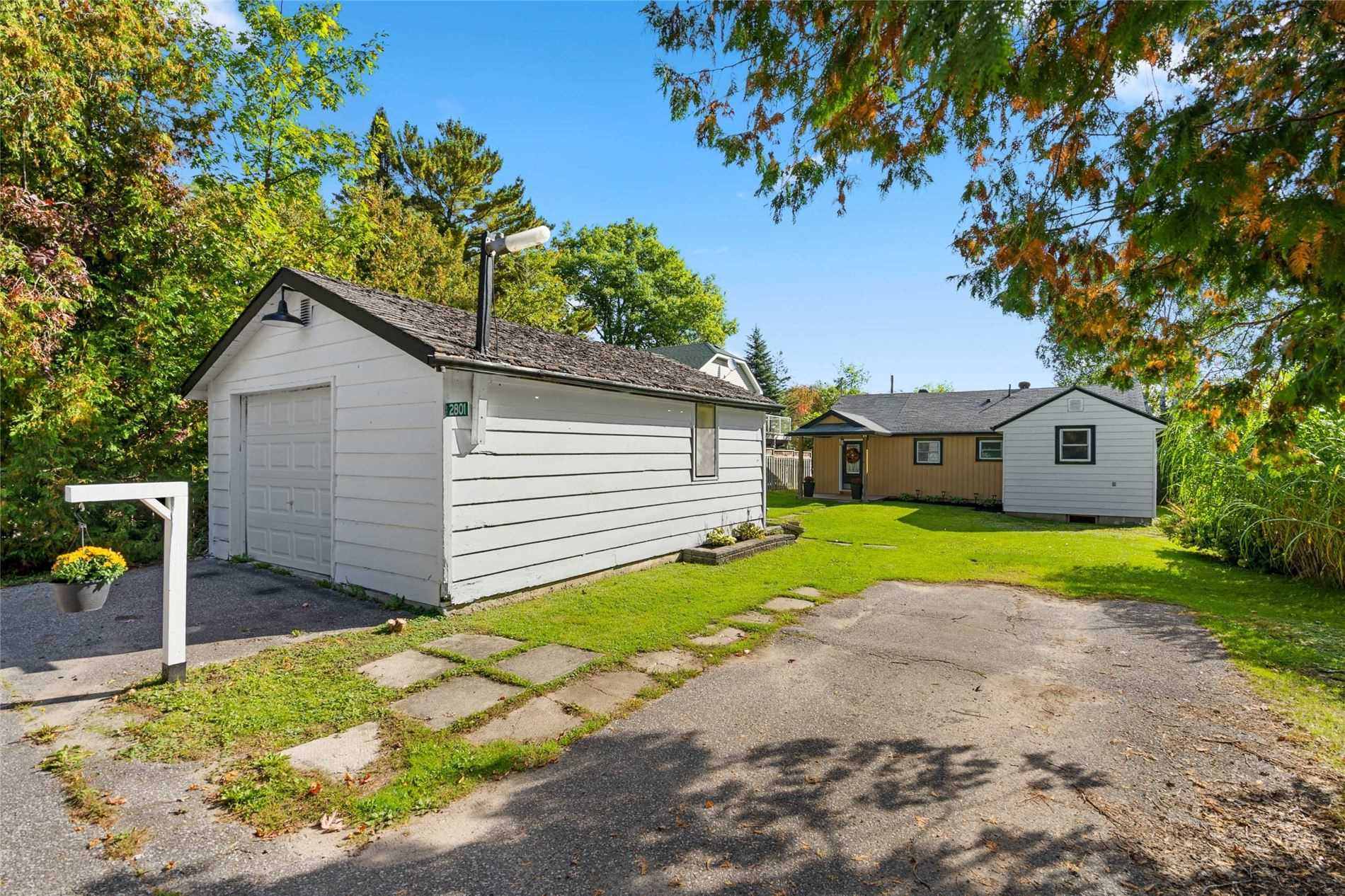 Detached house For Sale In Severn - 2801 The Lane, Severn, Ontario, Canada L0K 1G0 , 3 Bedrooms Bedrooms, ,1 BathroomBathrooms,Detached,For Sale,The Lane
