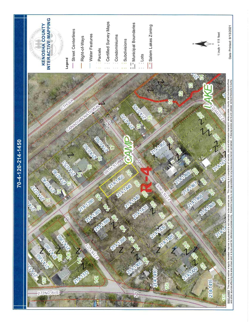 Lot161 271st Avenue, Trevor, Wisconsin 53179, ,Farm,For Sale,271st,MRD11240366