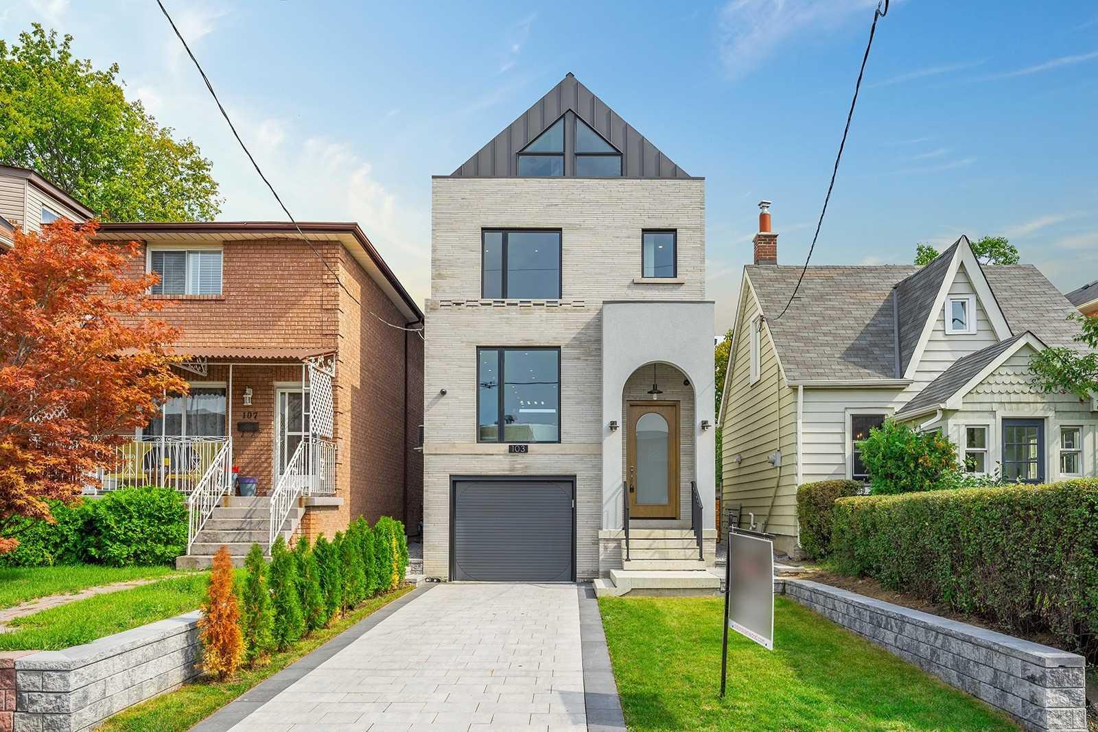 103 Priscilla Ave, Toronto, Ontario M6S3W4, 4 Bedrooms Bedrooms, 8 Rooms Rooms,6 BathroomsBathrooms,Detached,For Sale,Priscilla,W5395358