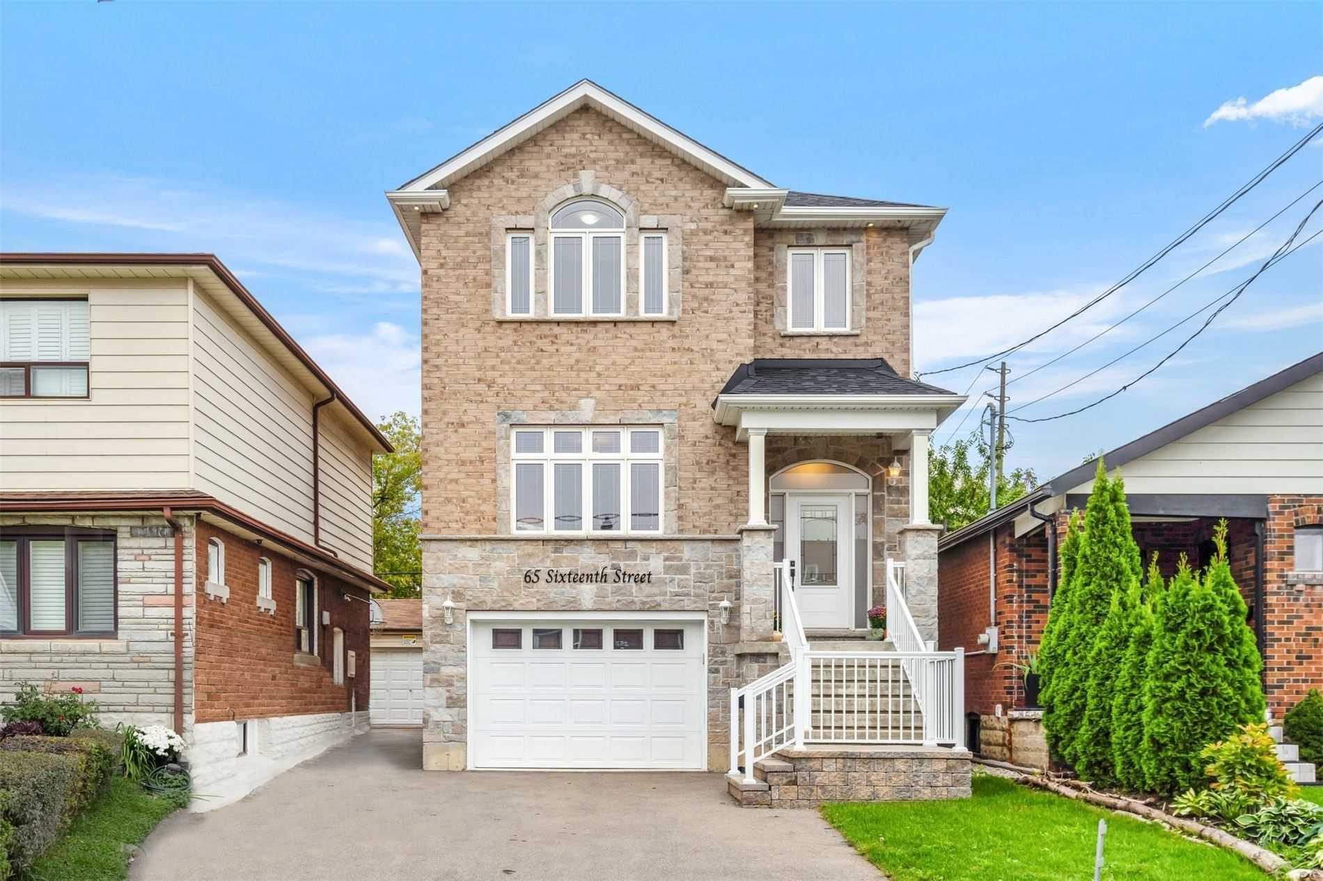 65 Sixteenth St, Toronto, Ontario M8V3J9, 3 Bedrooms Bedrooms, 7 Rooms Rooms,4 BathroomsBathrooms,Detached,For Sale,Sixteenth,W5396564
