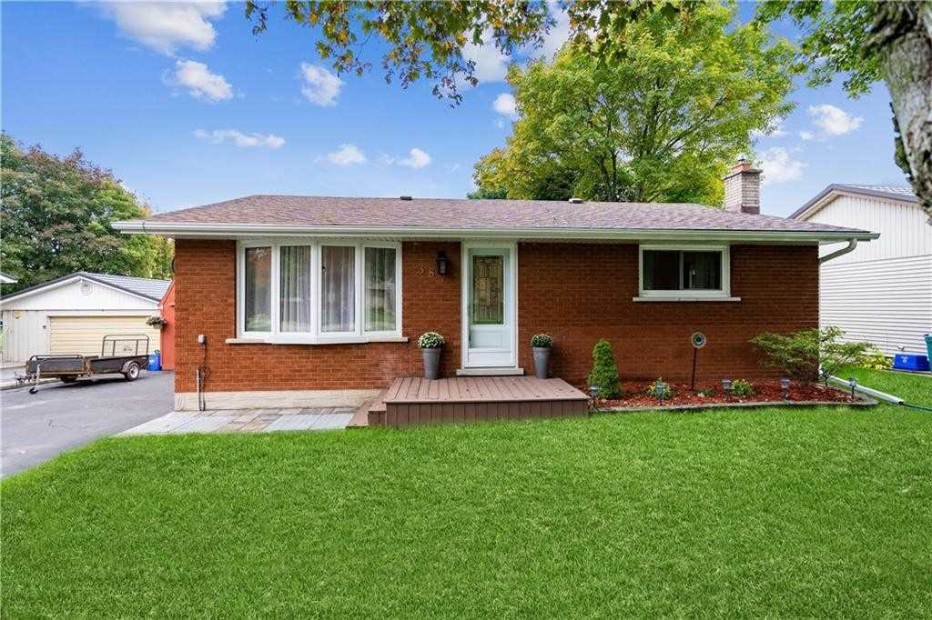 Detached house For Sale In Guelph/Eramosa - 387 Wetherald St, Guelph/Eramosa, Ontario, Canada N0B 2K0 , 2 Bedrooms Bedrooms, ,2 BathroomsBathrooms,Detached,For Sale,Wetherald