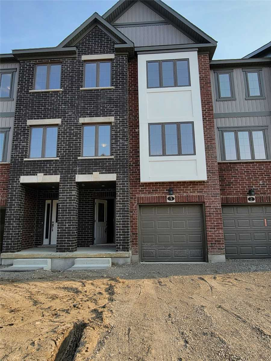 311 Woolwich St, Kitchener, Ontario N2K 0H4, 3 Bedrooms Bedrooms, ,3 BathroomsBathrooms,Condo Townhouse,For Lease,Woolwich,X5397516