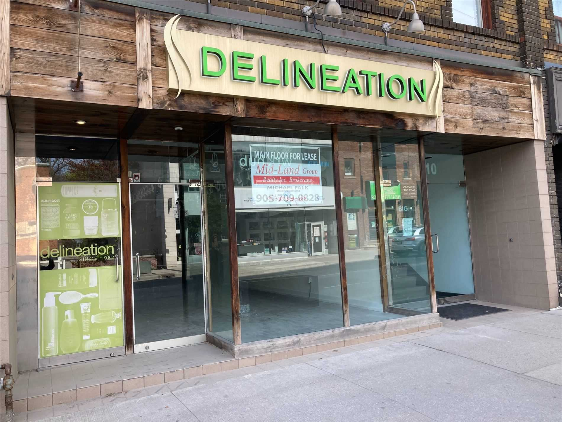 Commercial/retail For Lease In Toronto , ,4 BathroomsBathrooms,Commercial/retail,For Lease,Main Fl,Yonge