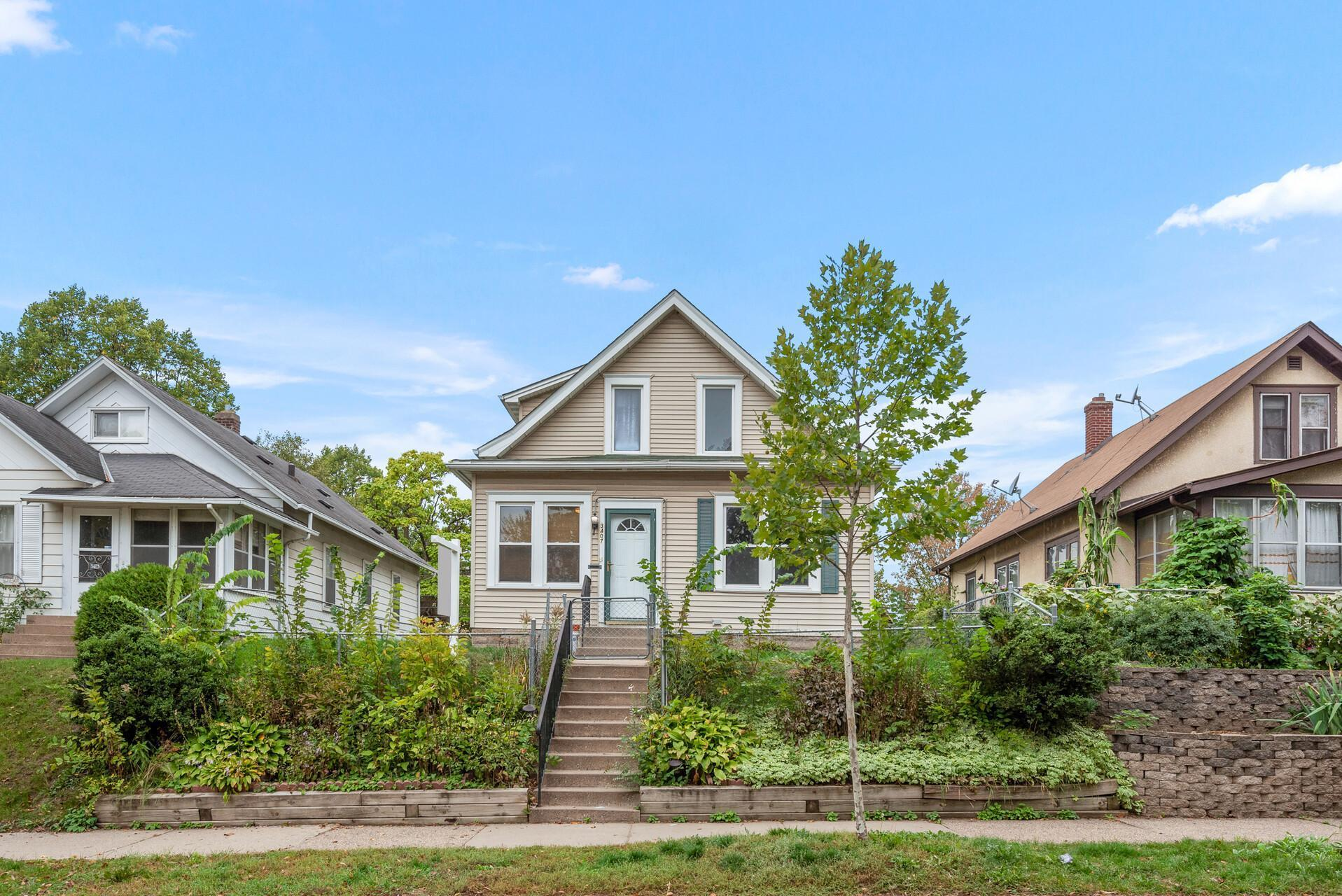 3407 Emerson Avenue, Minneapolis, Minnesota 55412, 3 Bedrooms Bedrooms, ,1 BathroomBathrooms,Residential,For Sale,Emerson,NST6109130