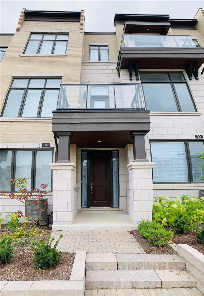 Att/row/twnhouse For Lease In Vaughan , 3 Bedrooms Bedrooms, ,4 BathroomsBathrooms,Att/row/twnhouse,For Lease,Heriot