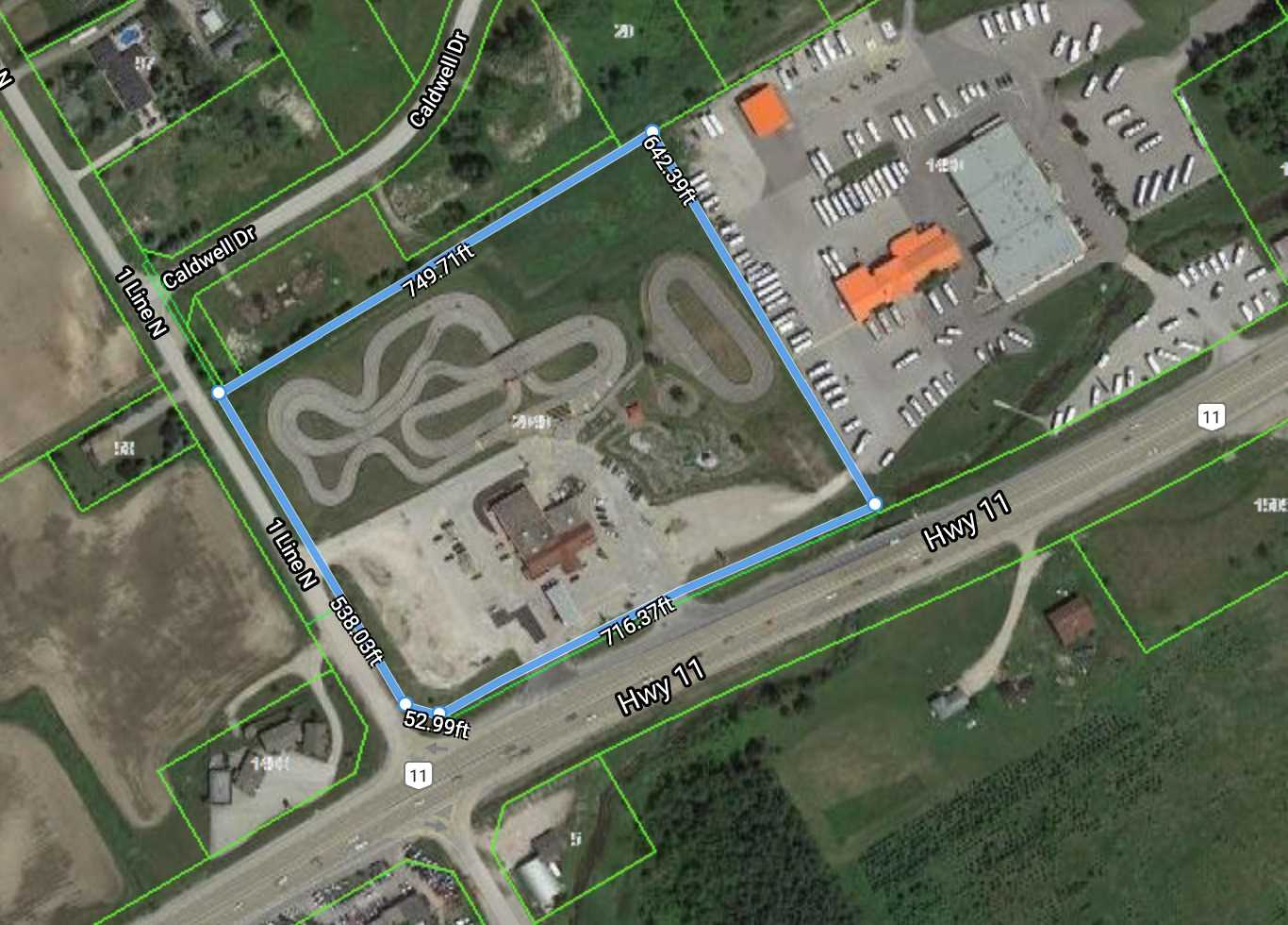 Commercial/retail For Lease In Oro-Medonte , ,Commercial/retail,For Lease,Highway 11