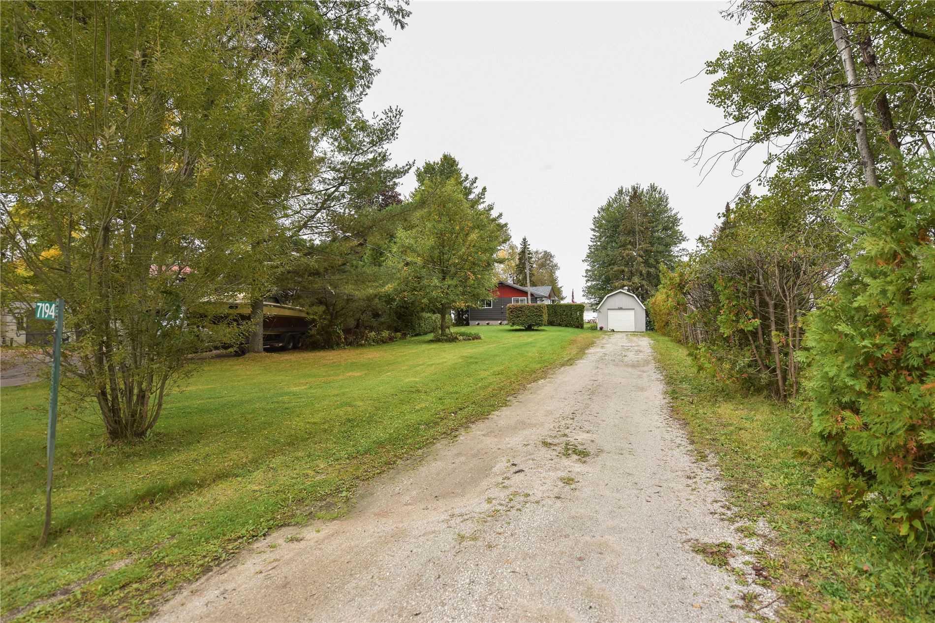 Detached house For Sale In Ramara - 7194 Beach Dr, Ramara, Ontario, Canada L0K 2B0 , 2 Bedrooms Bedrooms, ,1 BathroomBathrooms,Detached,For Sale,Beach