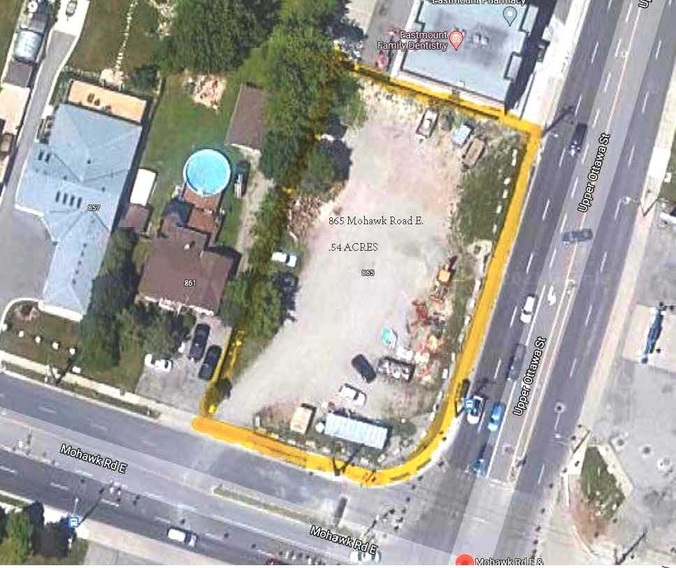 Vacant Land For Sale In Hamilton , ,Vacant Land,For Sale,Mohawk