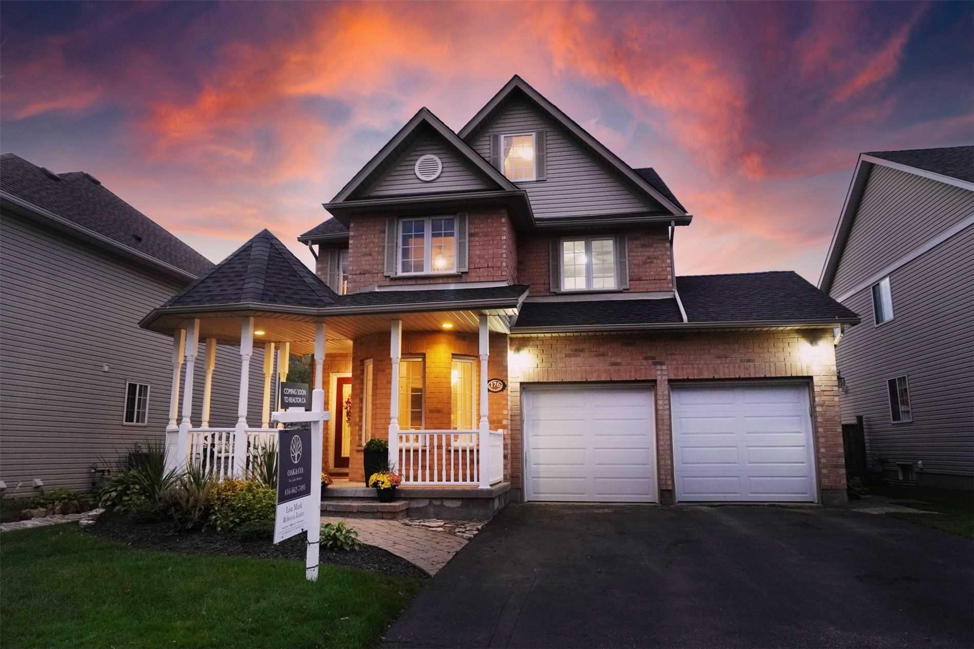 Detached house For Sale In Guelph/Eramosa - 176 Dunbar St, Guelph/Eramosa, Ontario, Canada N0B2K0 , 4 Bedrooms Bedrooms, ,3 BathroomsBathrooms,Detached,For Sale,Dunbar