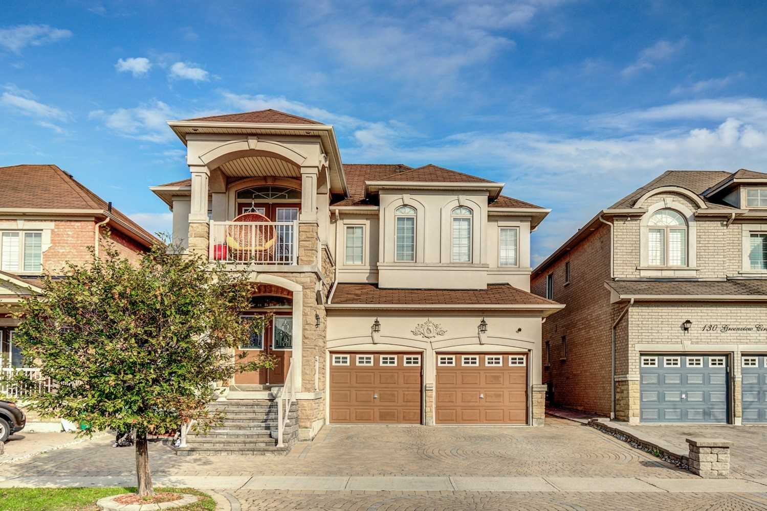 Detached house For Lease In Vaughan - 134 Greenview Circ, Vaughan, Ontario, Canada L6A0B6 , 4 Bedrooms Bedrooms, ,4 BathroomsBathrooms,Detached,For Lease,Greenview