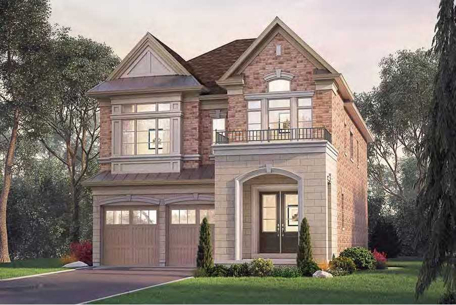 Detached house For Sale In Oakville