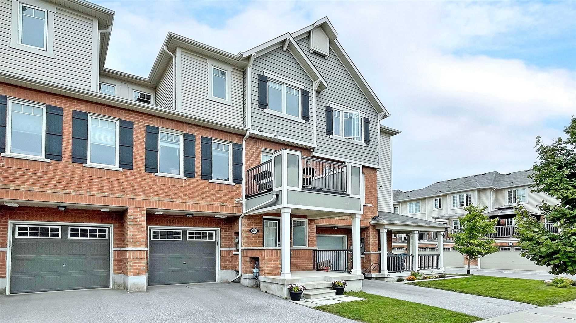 Att/row/twnhouse For Lease In Pickering