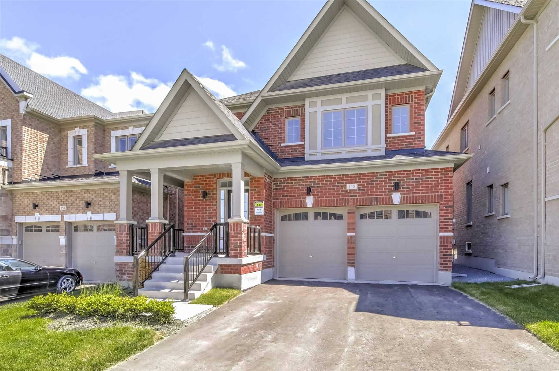 Detached house For Lease In East Gwillimbury