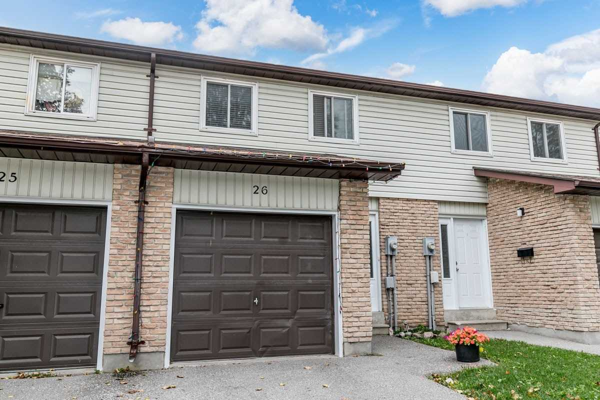 Condo Townhouse For Sale In Barrie , 3 Bedrooms Bedrooms, ,2 BathroomsBathrooms,Condo Townhouse,For Sale,26,Rose