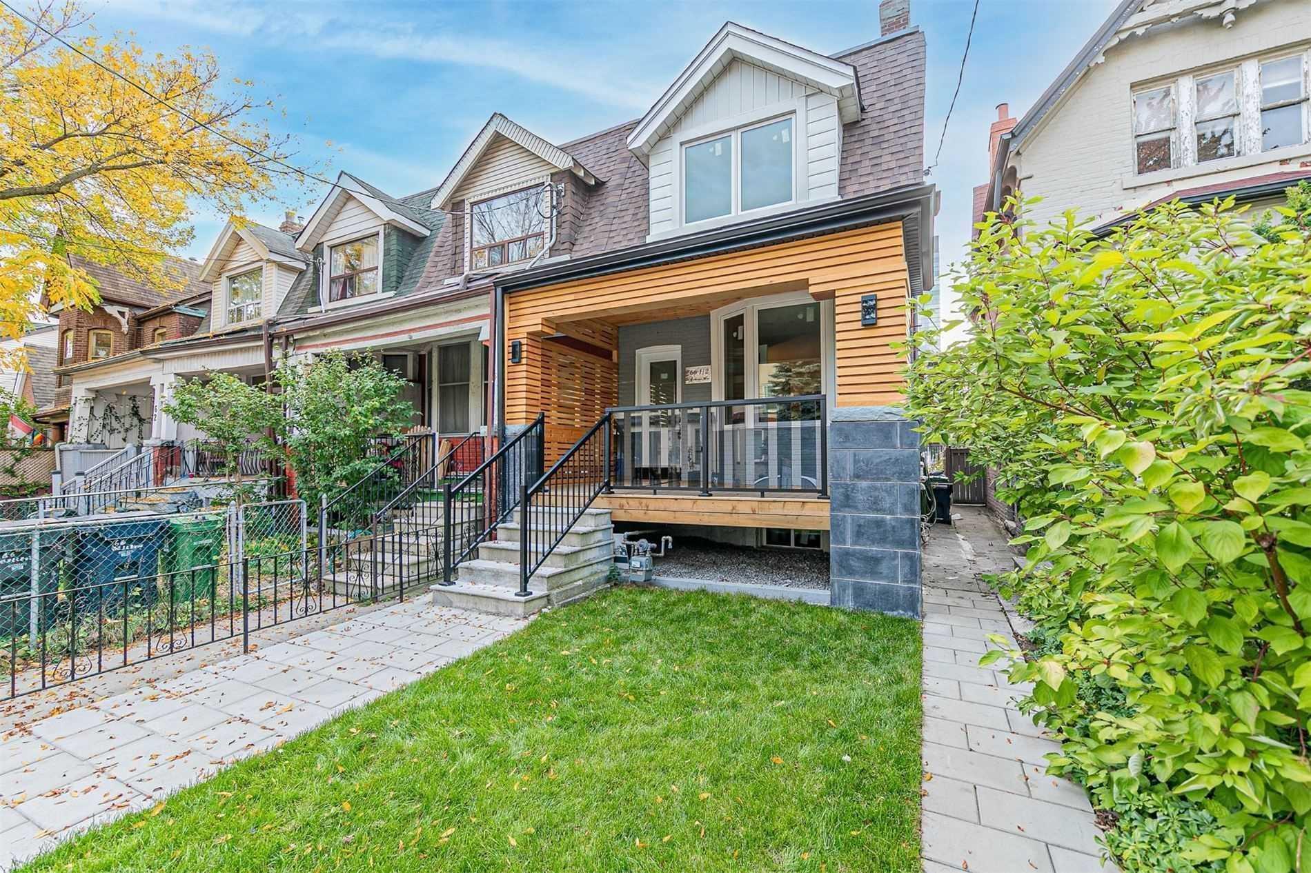 Att/row/twnhouse For Sale In Toronto