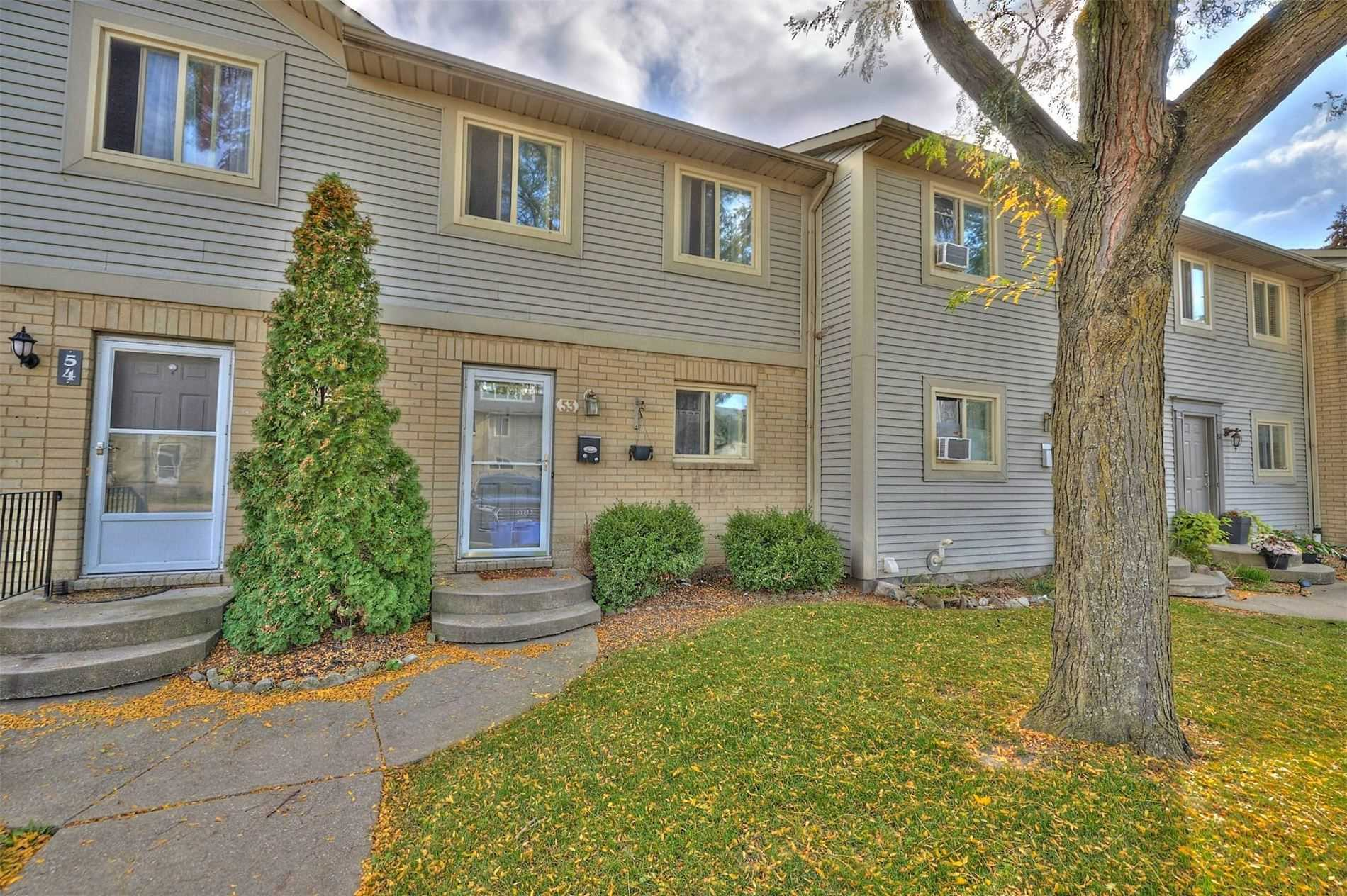 Condo Townhouse For Sale In St. Catharines , 2 Bedrooms Bedrooms, ,2 BathroomsBathrooms,Condo Townhouse,For Sale,53,Dorchester