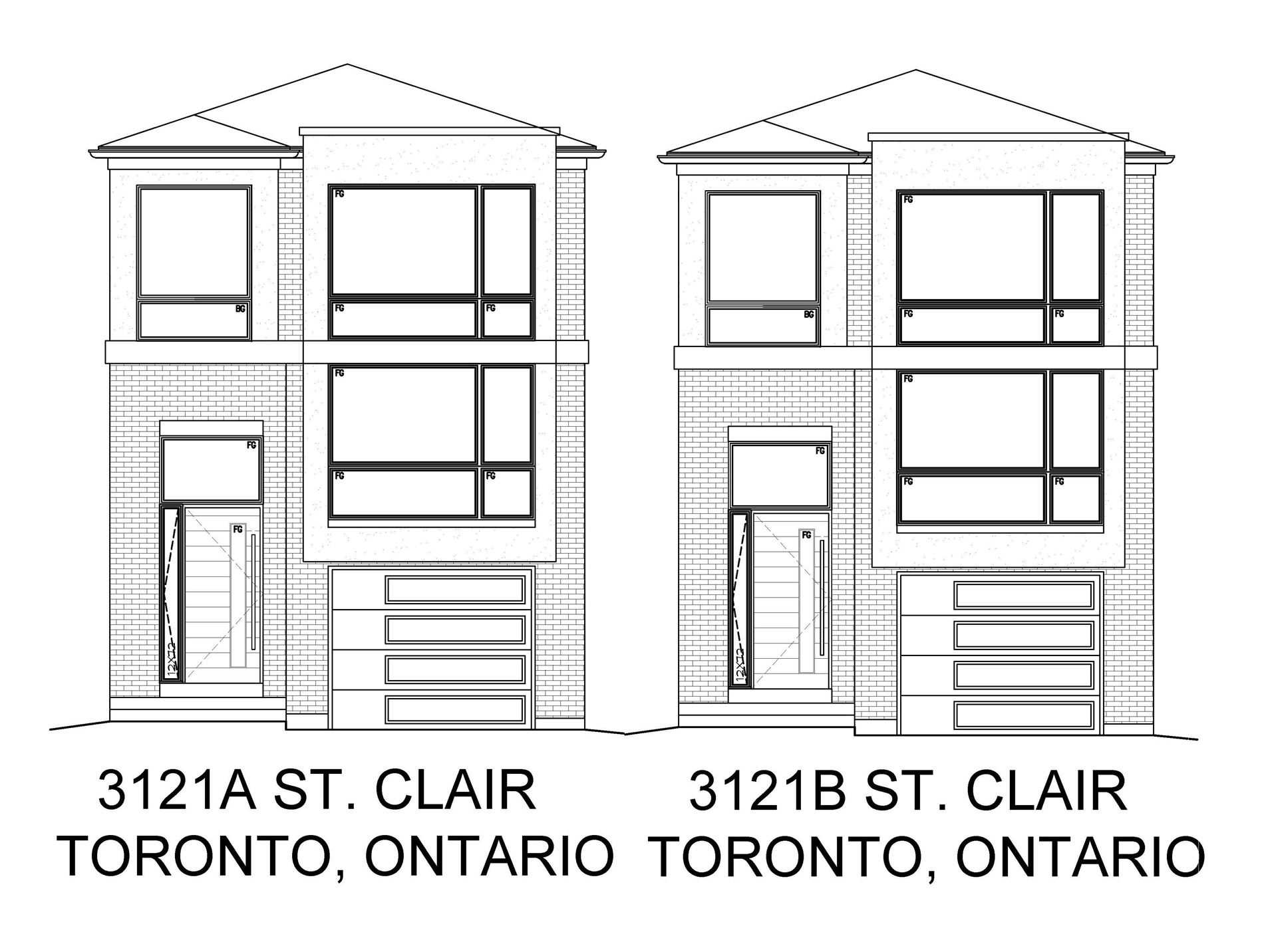 3121 St Clair Ave, Toronto, Ontario M1L1V1, 2 Bedrooms Bedrooms, 5 Rooms Rooms,1 BathroomBathrooms,Detached,For Sale,St Clair,E5404284