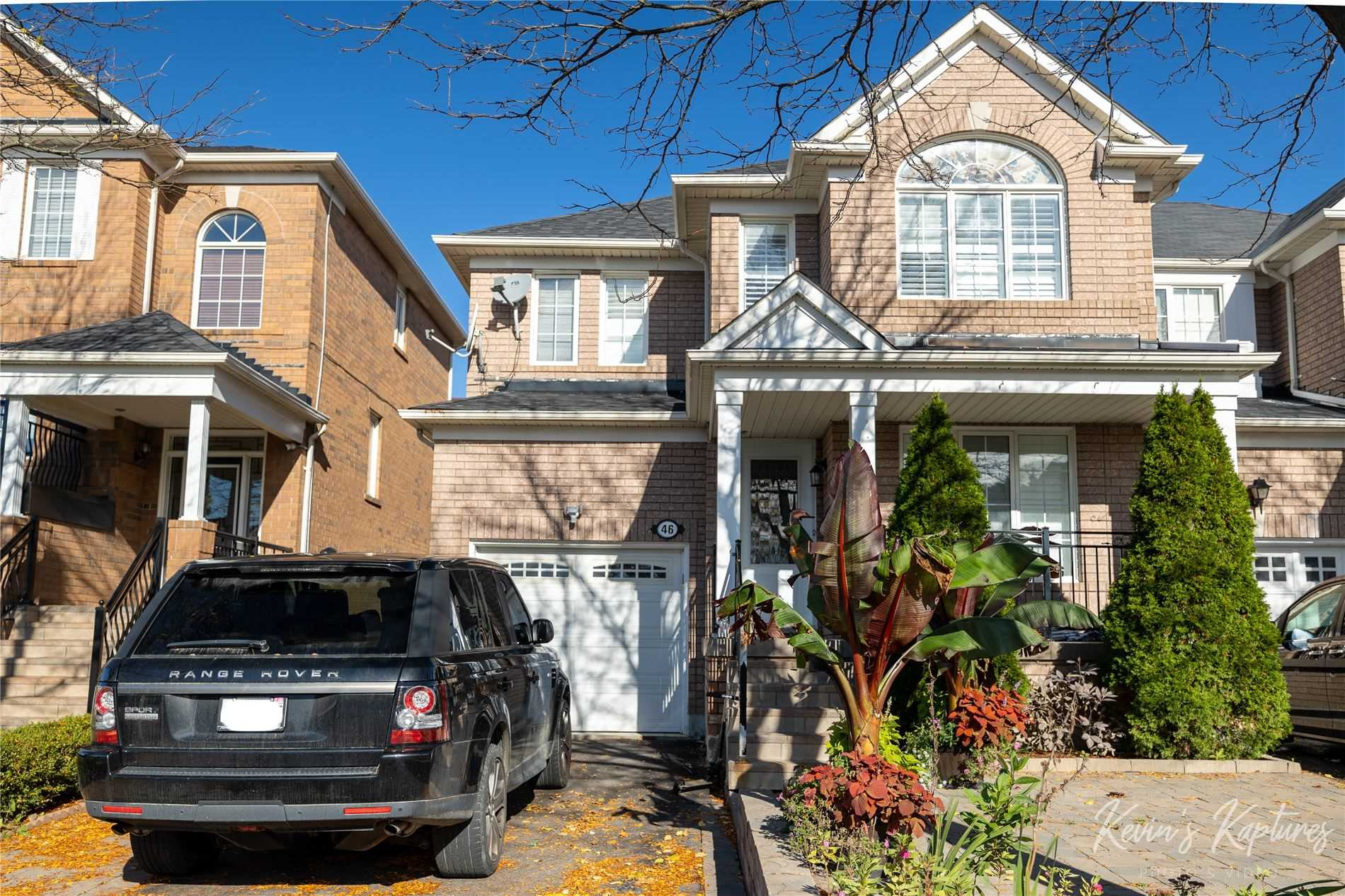 Semi-Detached For Sale In Vaughan