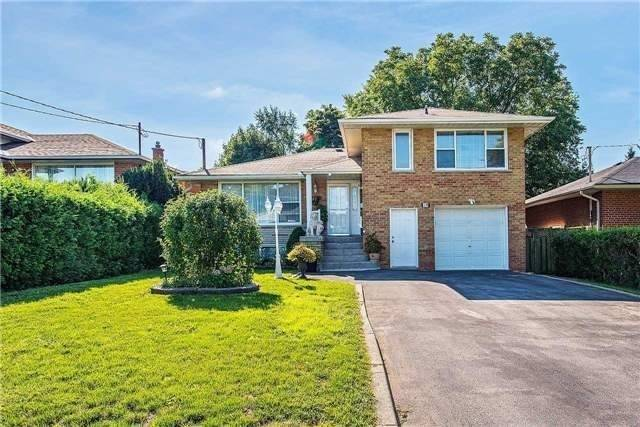 Detached house For Lease In Toronto