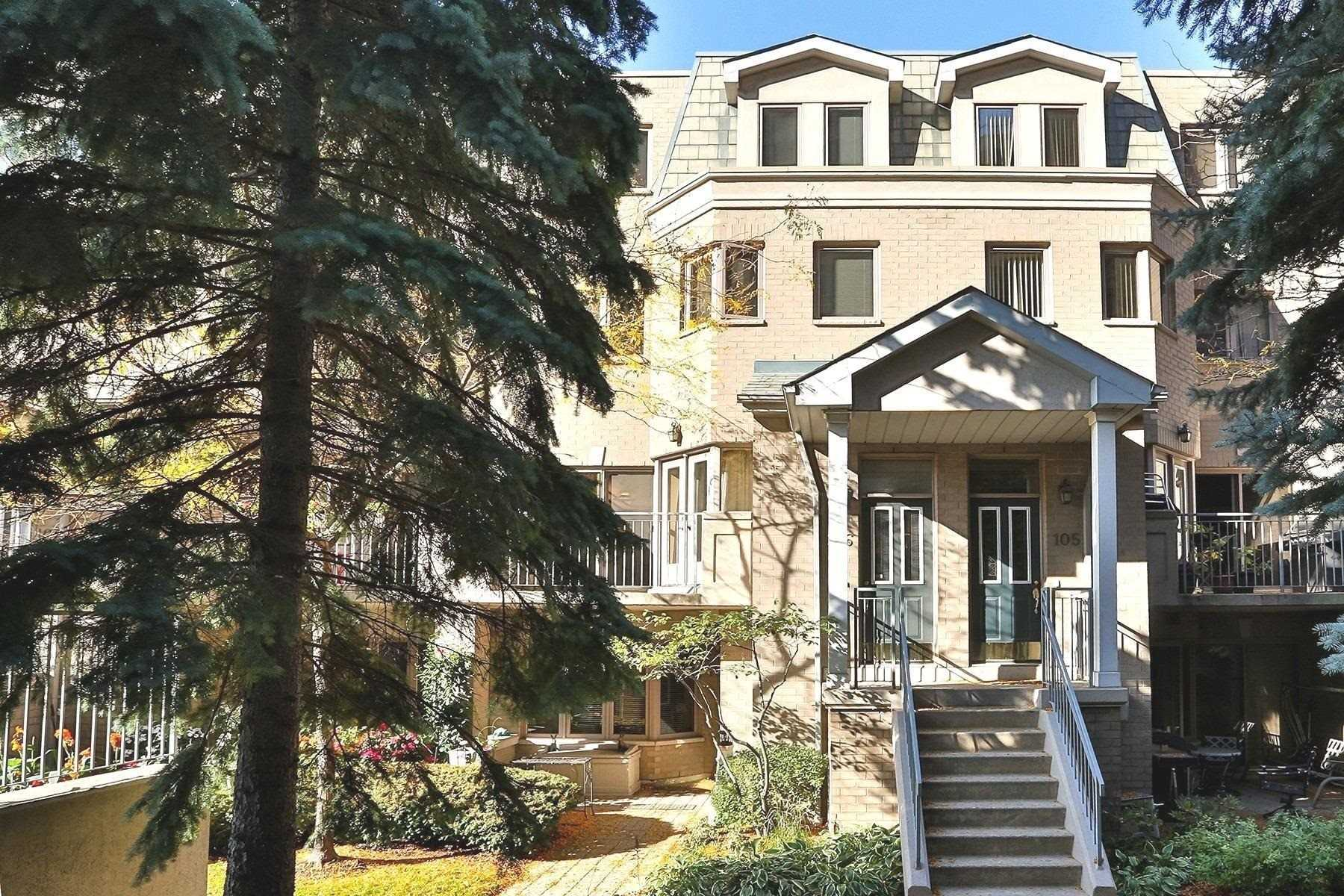 Condo Townhouse For Sale In Toronto , 3 Bedrooms Bedrooms, ,3 BathroomsBathrooms,Condo Townhouse,For Sale,106,Yonge