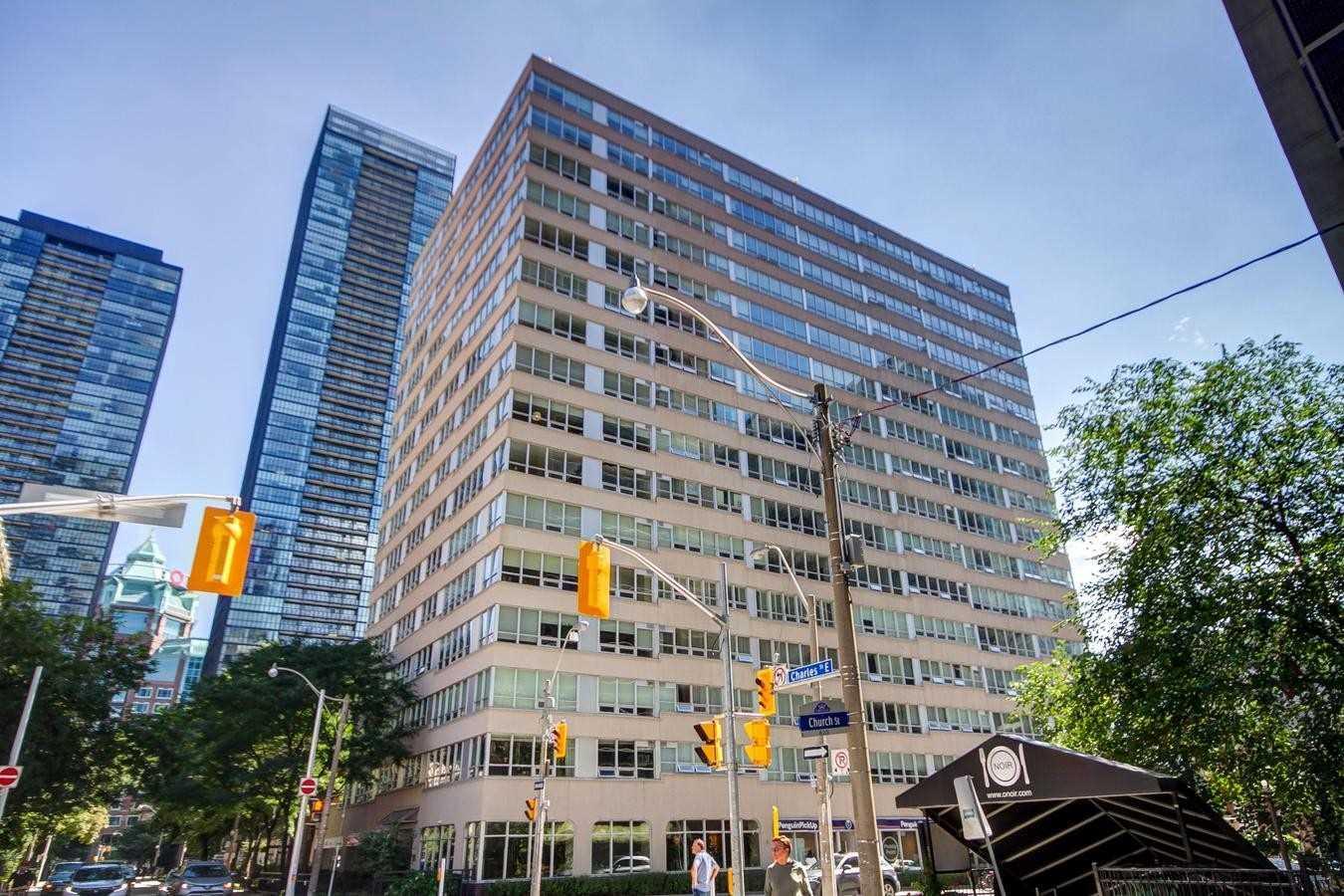 Condo Apt For Lease In Toronto , 2 Bedrooms Bedrooms, ,2 BathroomsBathrooms,Condo Apt,For Lease,901,Charles