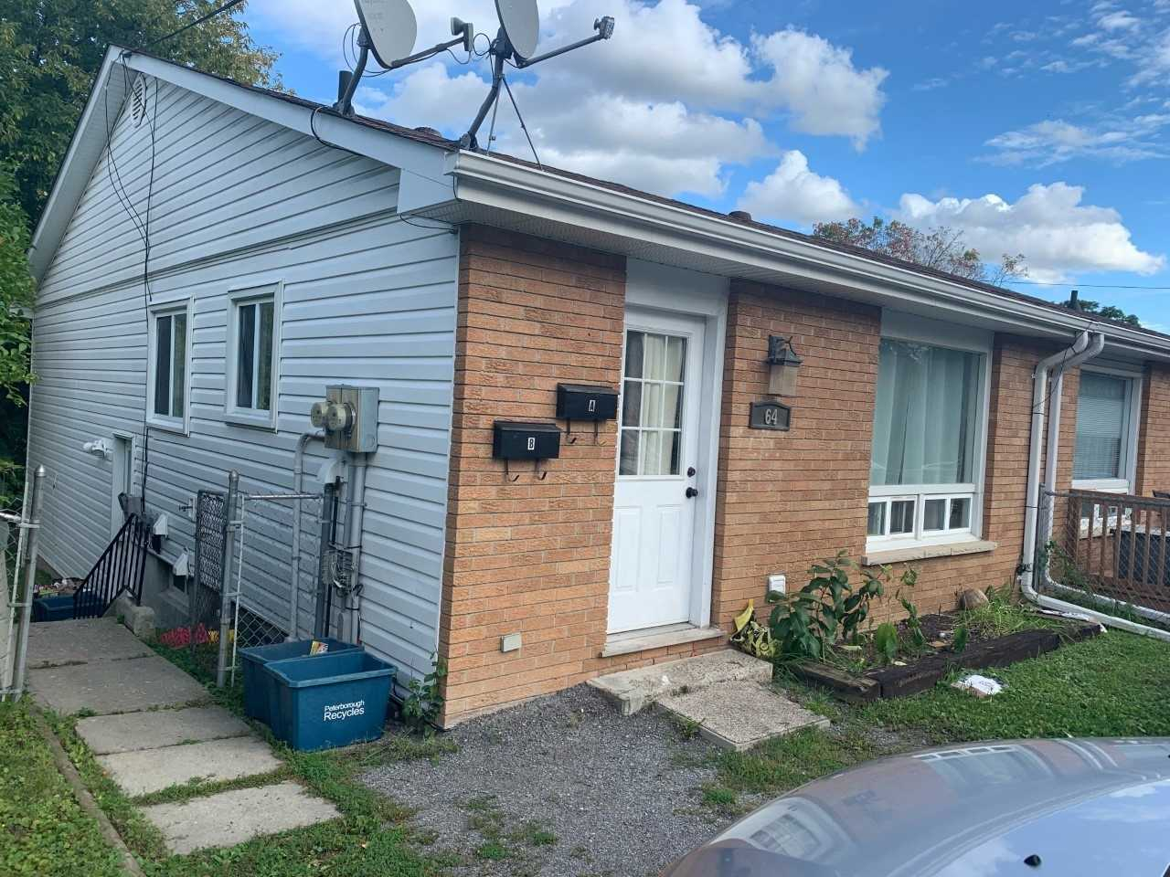 Lower Level For Lease In Peterborough