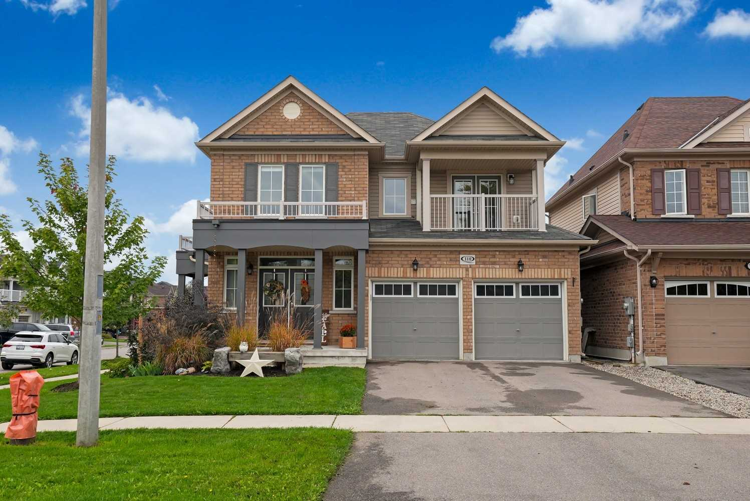 Detached house For Sale In Clarington - 110 Edwin Carr St, Clarington, Ontario, Canada L1C0R3 , 4 Bedrooms Bedrooms, ,3 BathroomsBathrooms,Detached,For Sale,Edwin Carr