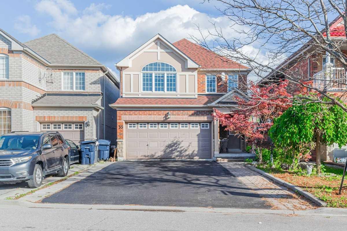 Detached house For Sale In Toronto - 35 Glacier Cres, Toronto, Ontario, Canada M1X2A9 , 4 Bedrooms Bedrooms, ,3 BathroomsBathrooms,Detached,For Sale,Glacier